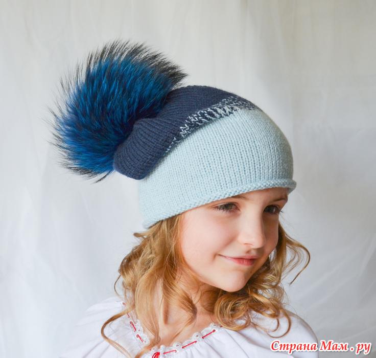针织毛线帽 - maomao - 我随心动