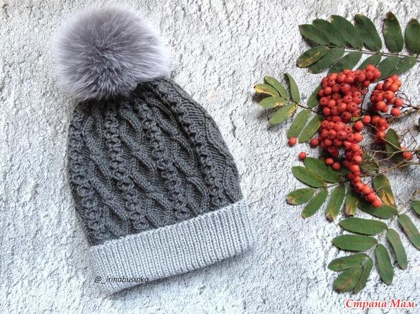 Описание шапки Мэри