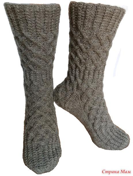 Конкурсные носки =Перекрестки=