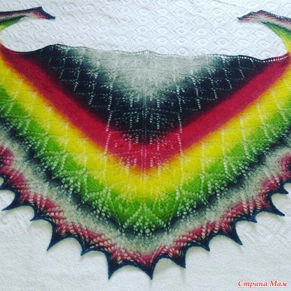 МК по шпли Полуночная птица