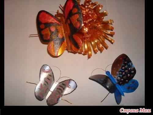 цветы и бабочки 2