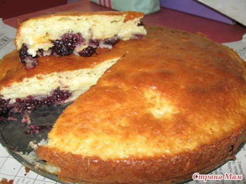 Такой пирог в моей семье любят все без исключения, и дети, и взрослые.