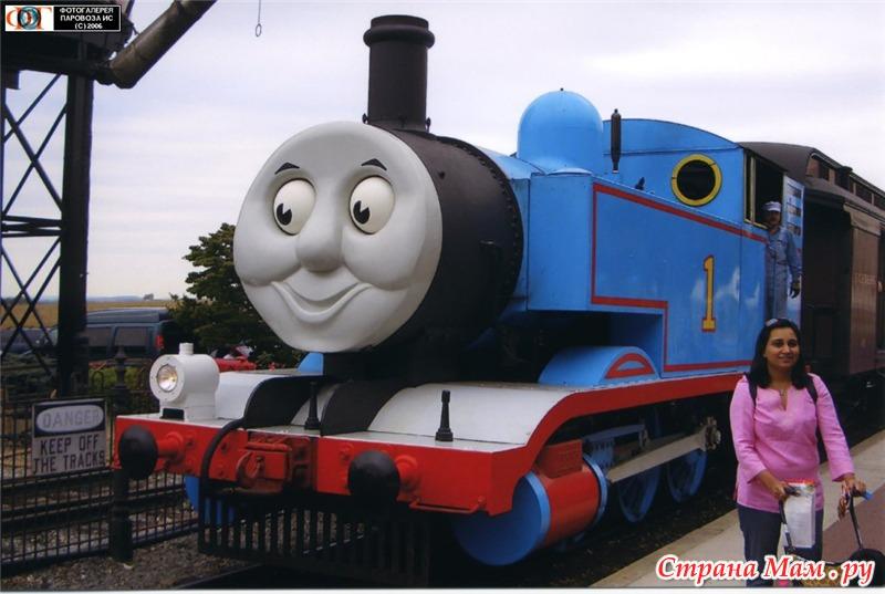 Паровозик Томас и его друзья / Thomas the Tank Engine ...  Старший Брат 1984