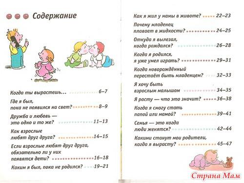Откуда я взялся? Сексуальная энциклопедия для детей 5-8 лет.