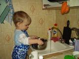 Тест Чья очередь мыть посуду?