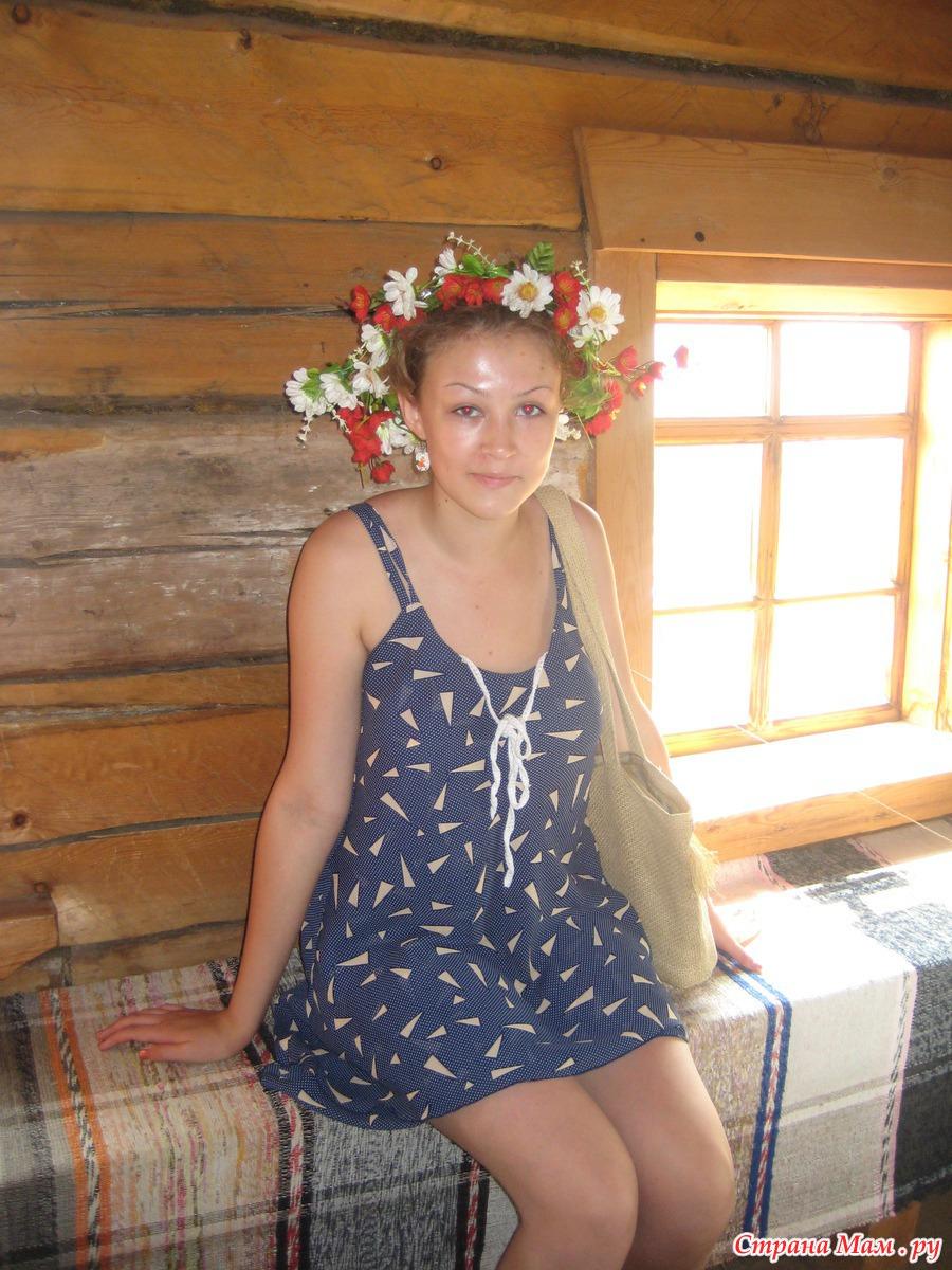 деревенская девушки любительская фото могут