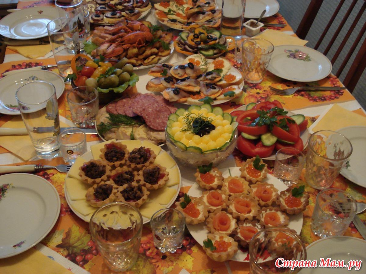 кто мог фото праздничных столов на день рождения дома топоним