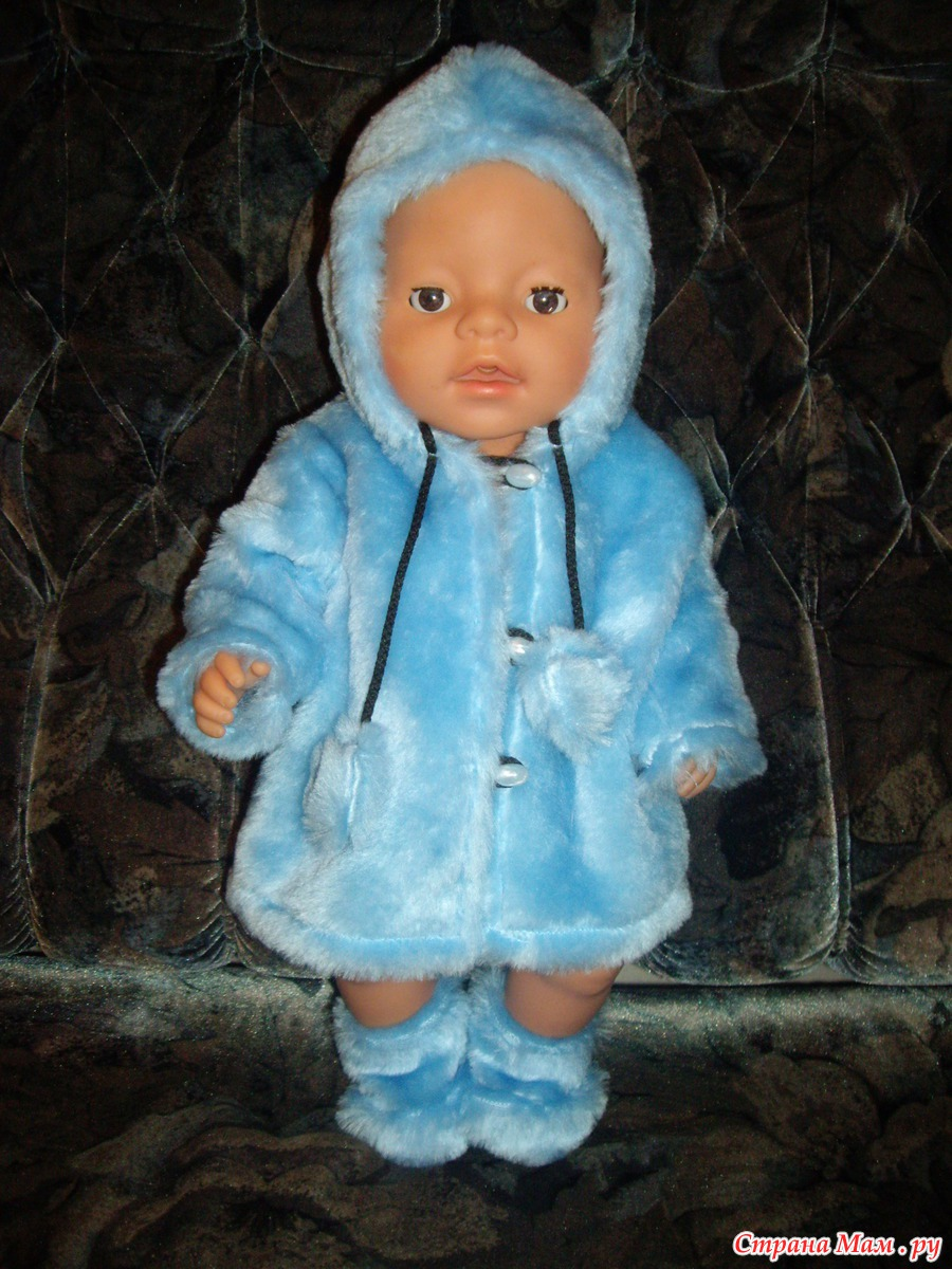 Как сшить кукле зимнюю одежду своими руками фото 194