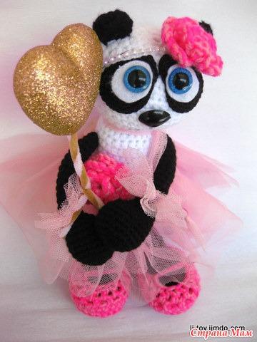 Панда Балерина.