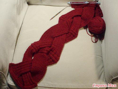 Оригинальные шарфы