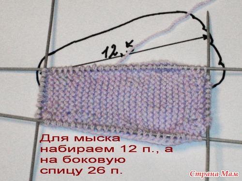 МК БОТИКИ - ПИНЕТКИ