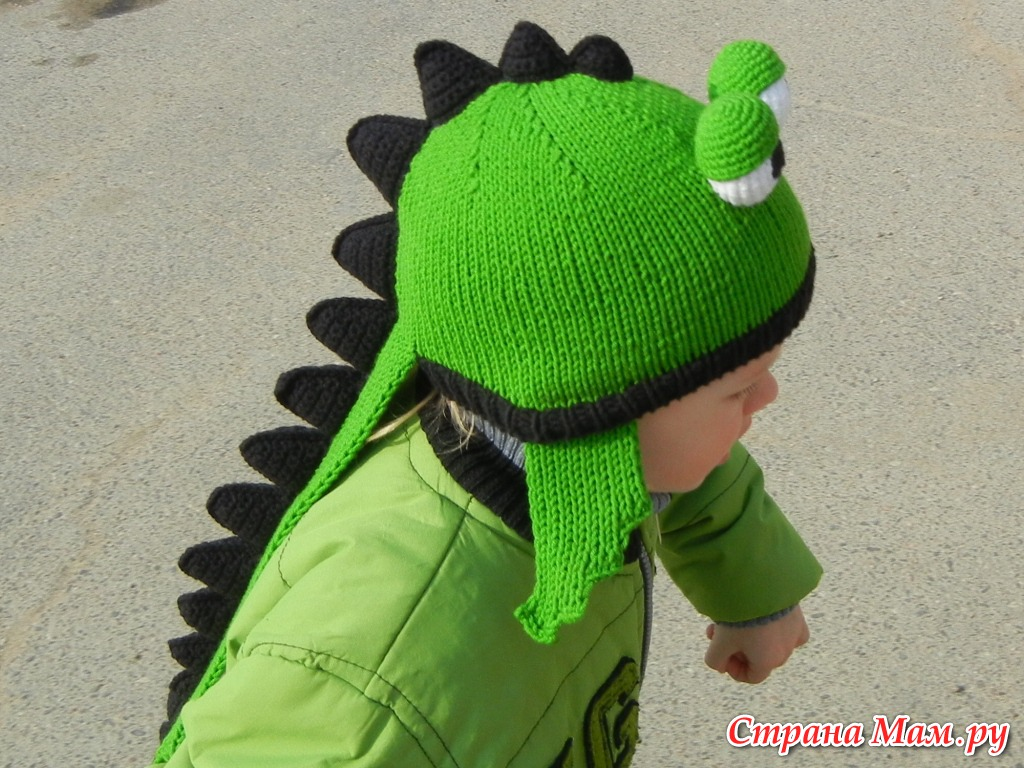 шапочка дракон вгу вязаные головные уборы страна мам