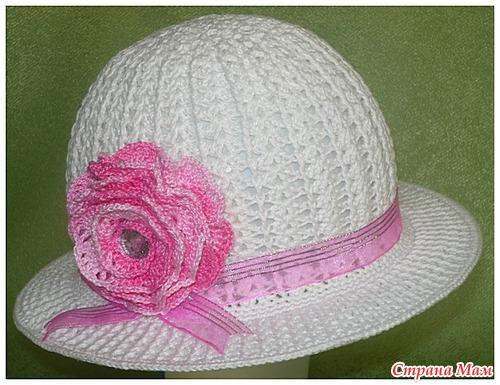 Летние шляпки под каждый наряд)))