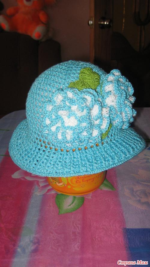 Шляпки для девочки