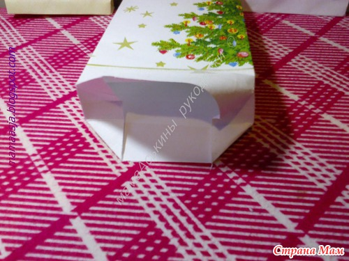 Готовимся к новому году: упаковываем подарки в самодельные пакеты!