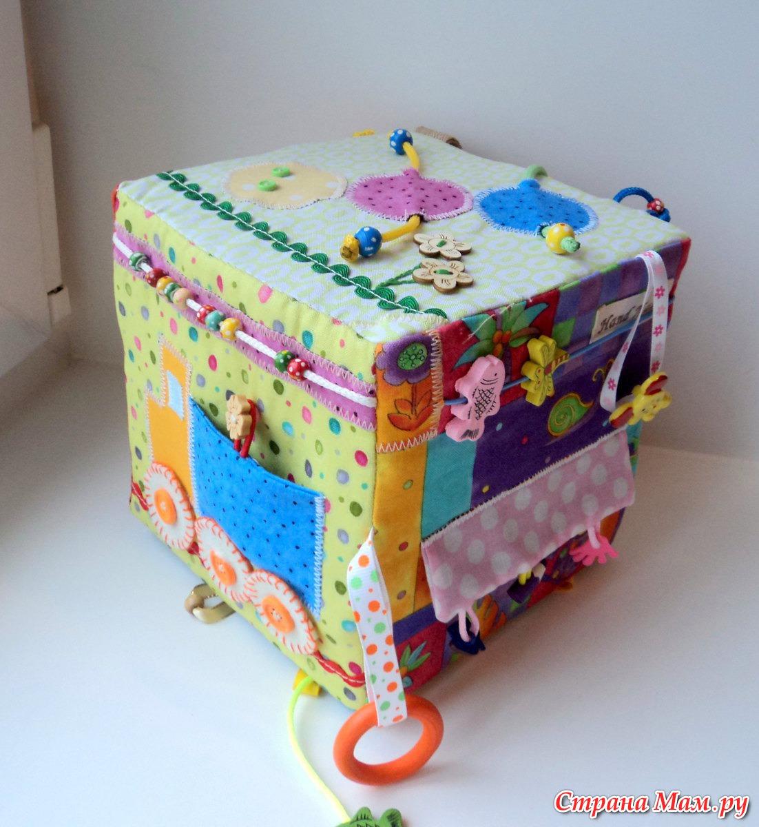 Развивающий кубик своими руками фото 279