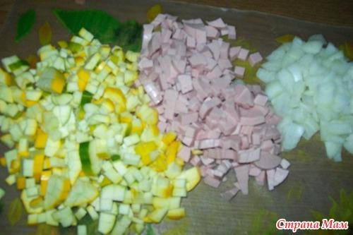 Фритата картофельная  или