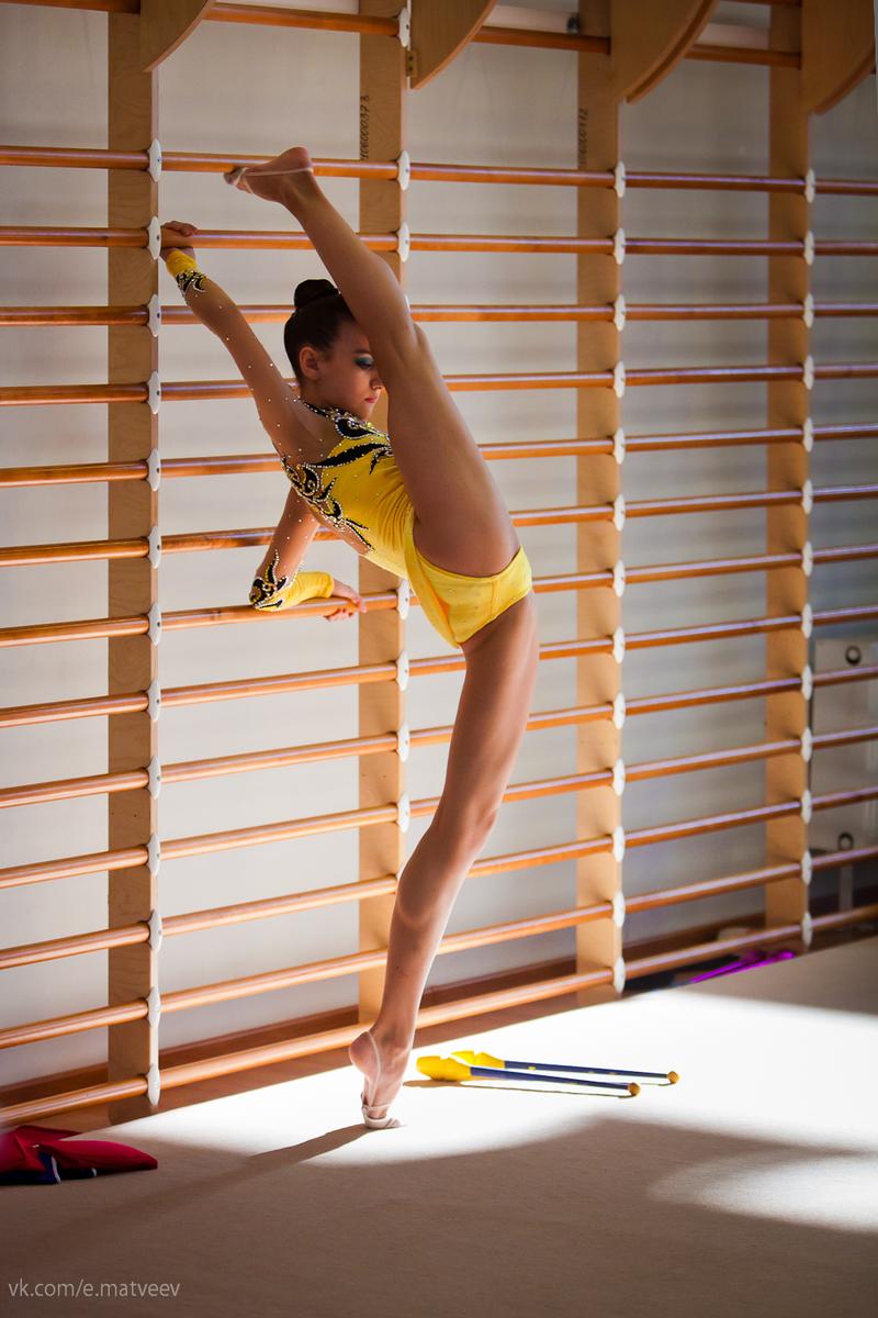 Гимнастки растяжка фото 4