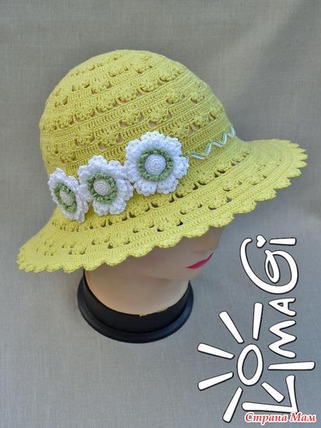 Продаю описания шляп - вязание крючком