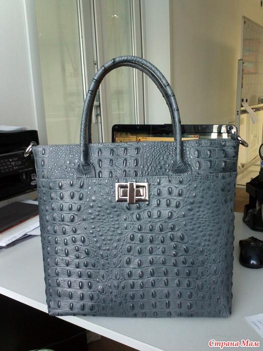 86a80656a611 Мой первый хвастик. Итальянские сумки. - Хвасты по Совместным ...