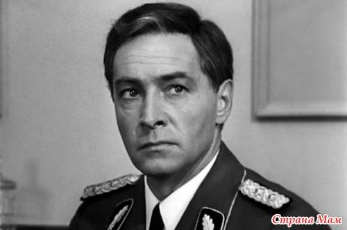 Настоящий русский интеллигент - Вячеслав Тихонов