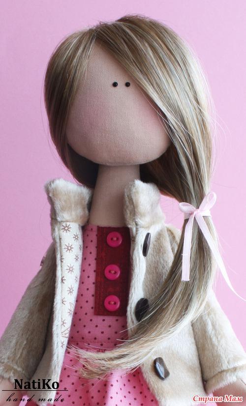 волосы кукле из тресс игрушки своими руками страна мам