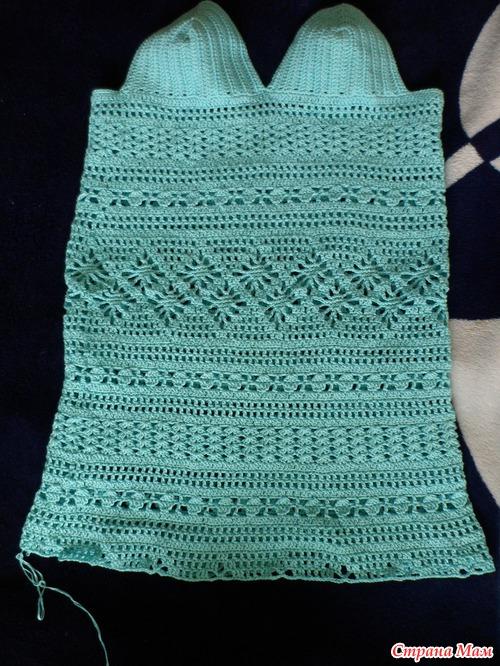 Марафон. Два платья для мамы и дочки.