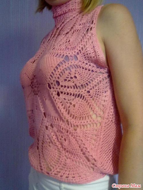 Блуза от Татьяны Семибратовой
