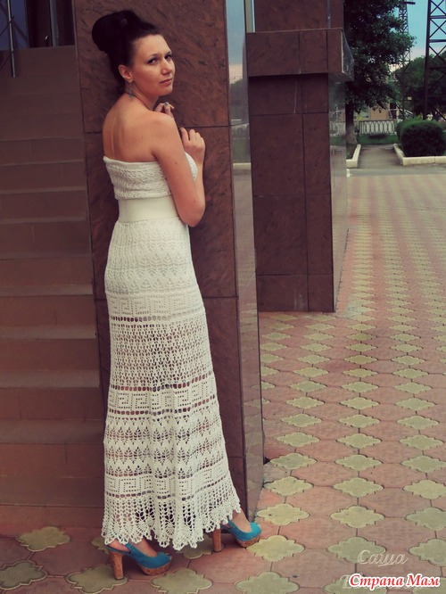 "Платье ""Греция"""