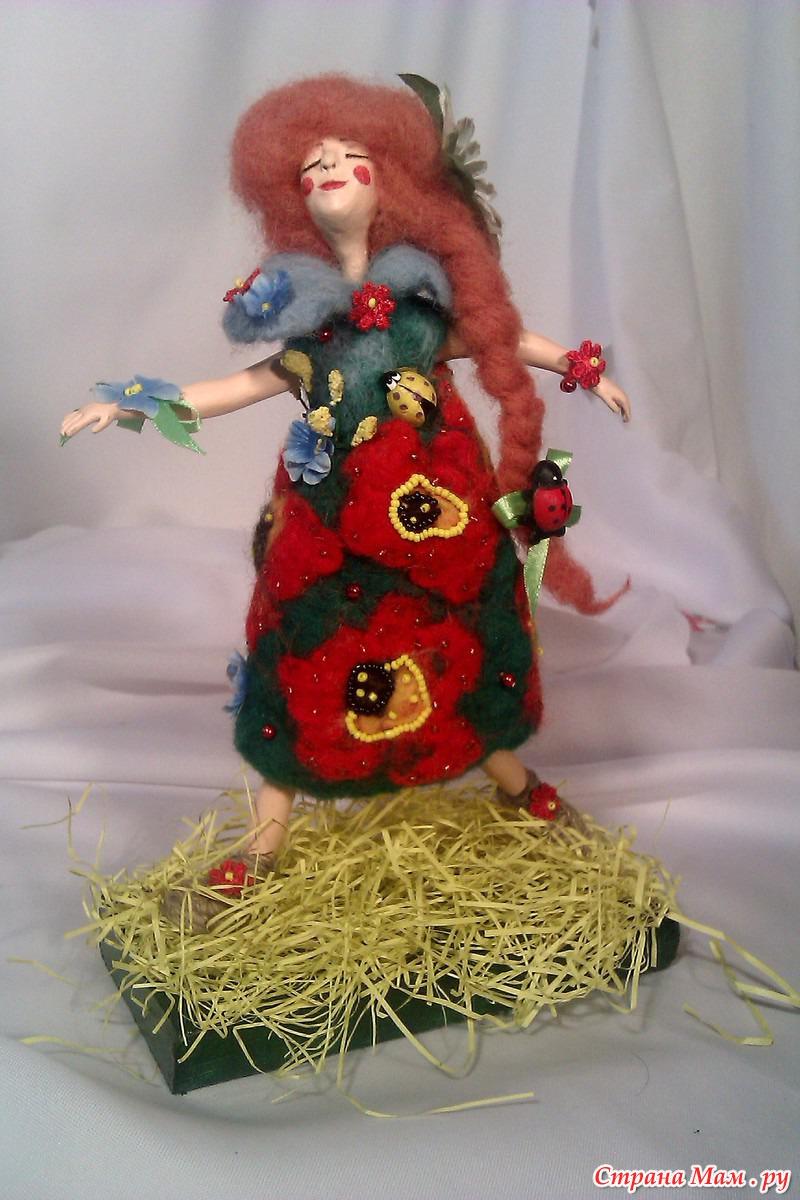 Кукла-веснянка своими руками фото 406