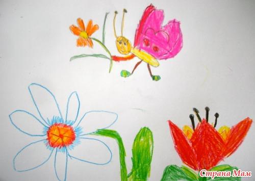 Рисунки к 8 марта