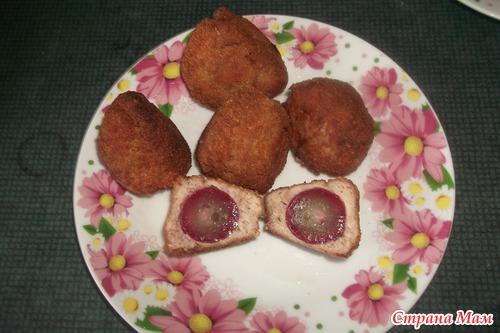 Мясные шарики, один рецепт-три вкуса + бонус (сырные шарики)