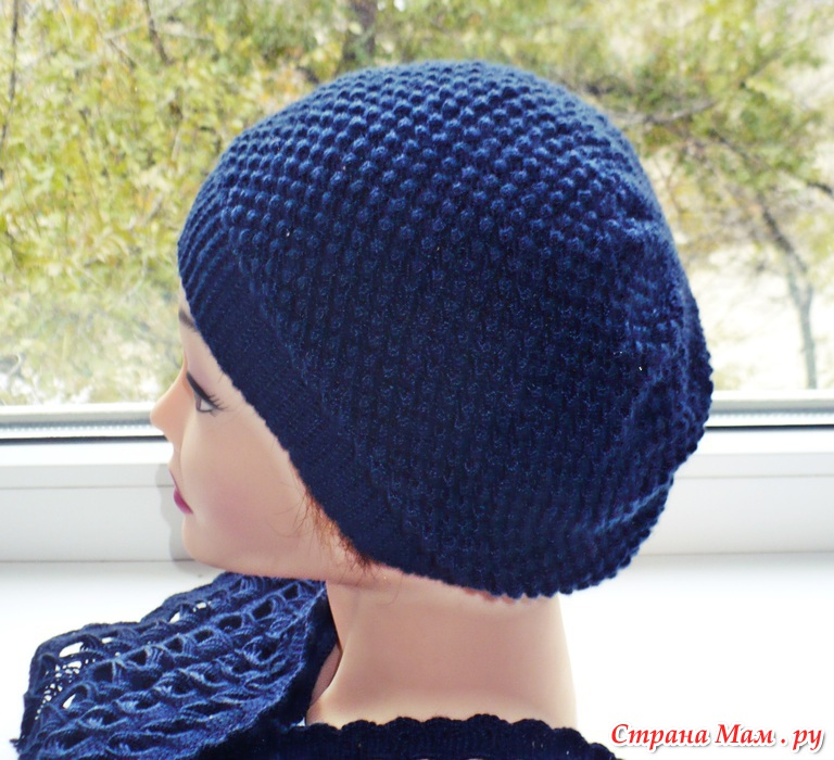 шапомания вязание страна мам