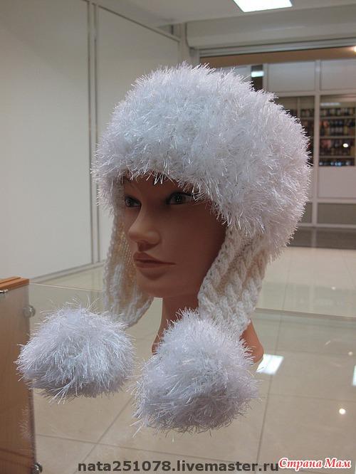 Готовим голову к зиме! Шапка-ушанка