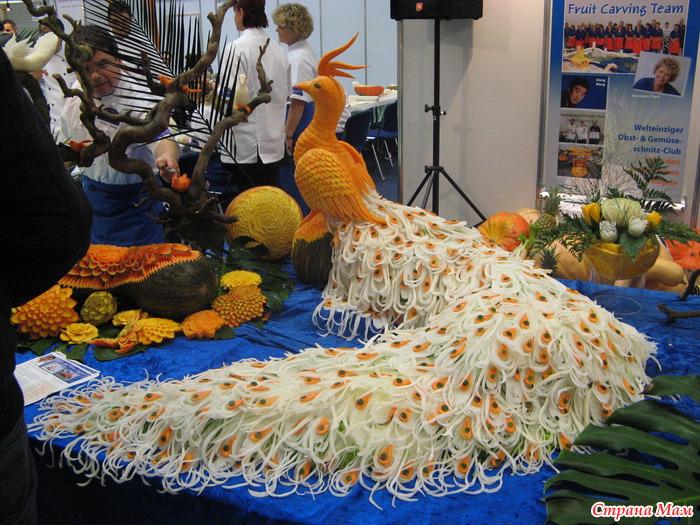 предки павлин из овощей своими руками фото выбор покупателям