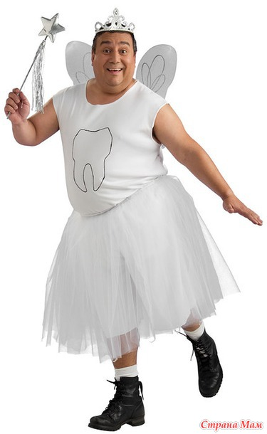 фото фея зубная