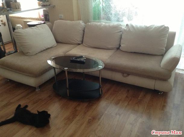 Мой любимый диван или как мы сэкономили 30 тыс. )