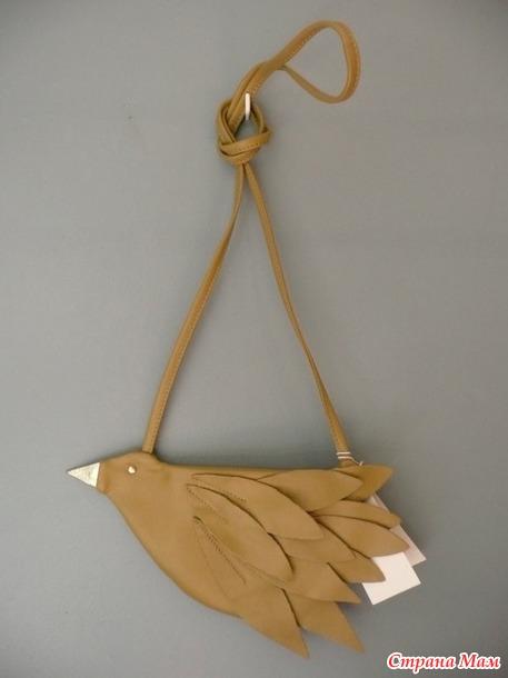 Необычные сумки (фото)