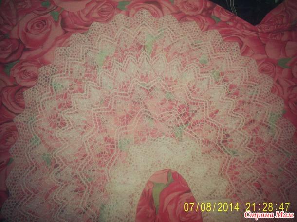 вязание из пряжи ализе реал 40