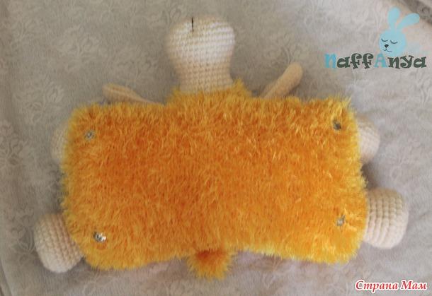 Барашка-подушка