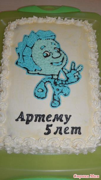 обещанный мастер класс по тортам раскраскам торты