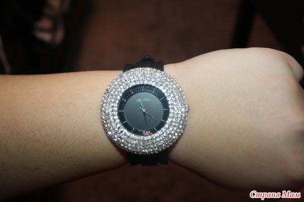 Часы и кольцо