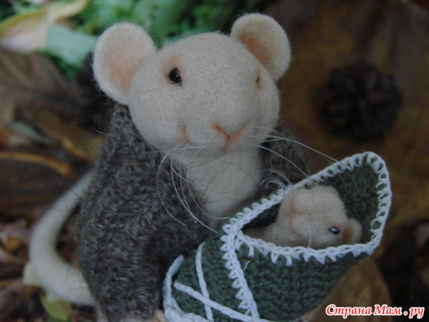 стал мама мышь с мышатами картинка пригодится