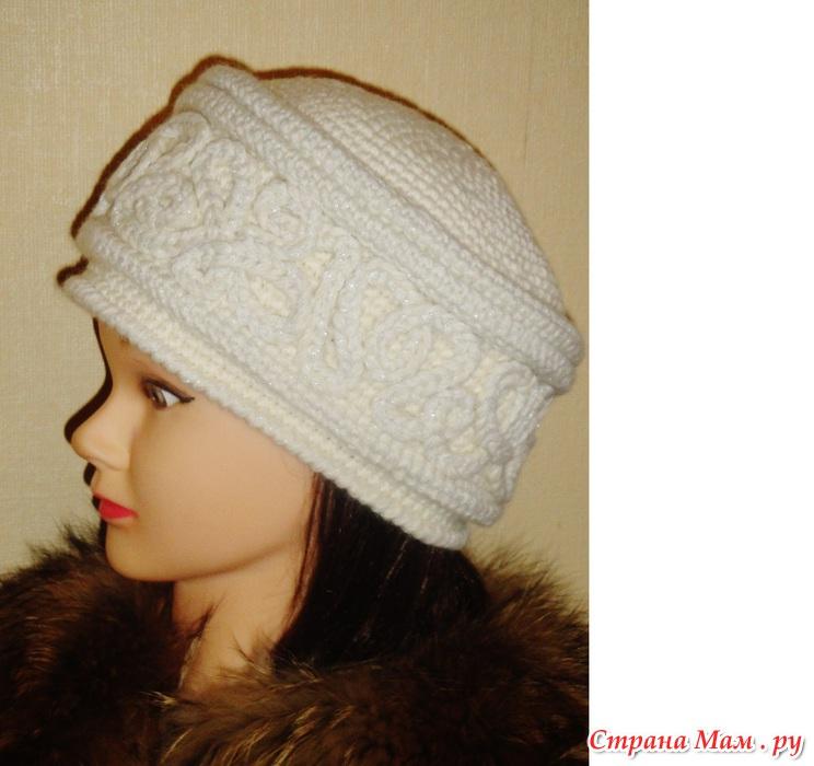 вязаные шапки кубанки морозные узоры вгу вязаные головные