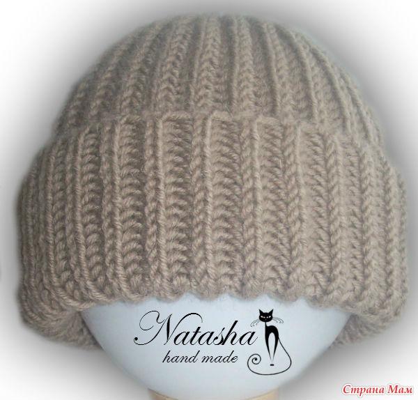 комплект шапка и шарф вязание страна мам