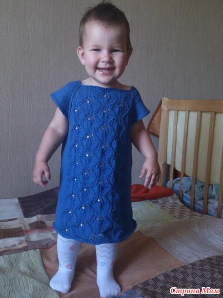 Платье, SweetBluebells для девочек