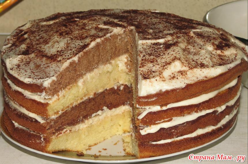 торт ностальгия рецепт с фото