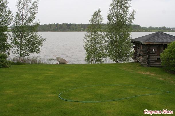 Финляндия. Праздник