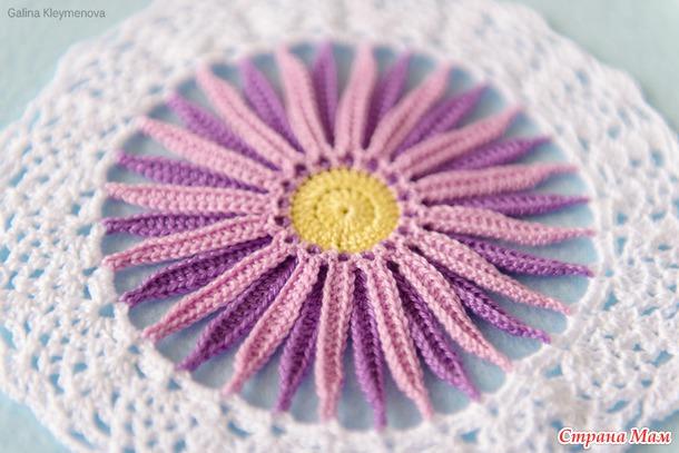 Цветочные панамки для дочек