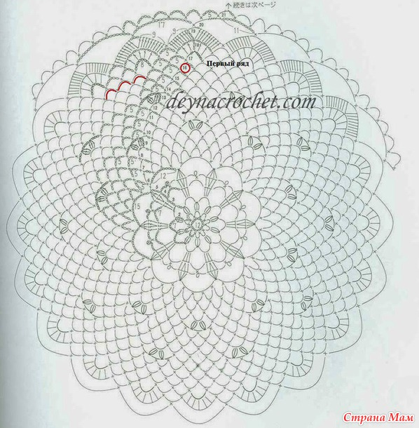 Миди-юбочка от Deyna22